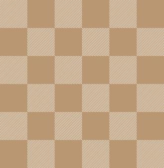 Padrão quadrado listrado. fundo geométrico simples. ilustração de estilo criativo e elegante