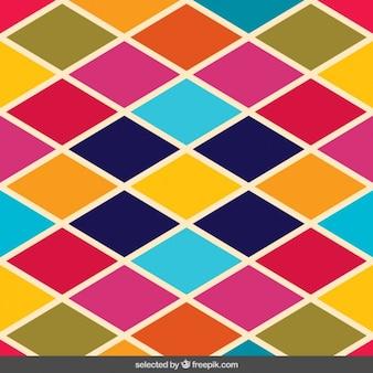 Padrão rhombus