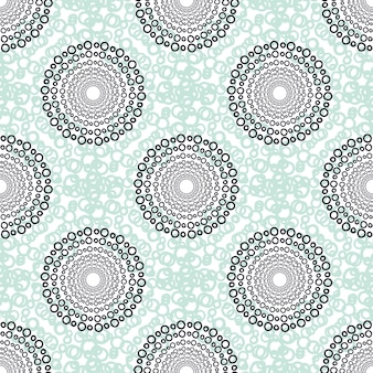 Padrão sem costura de tecido têxtil. textura casual de fundo de moda. cor da hortelã. design de tecido abstrato