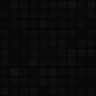 Padrão sem emenda abstrato de grandes quadrados ou pixels em cores pretas