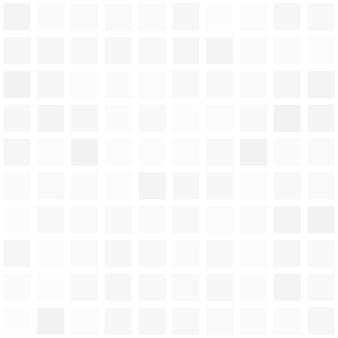Padrão sem emenda abstrato de grandes quadrados ou pixels nas cores brancas