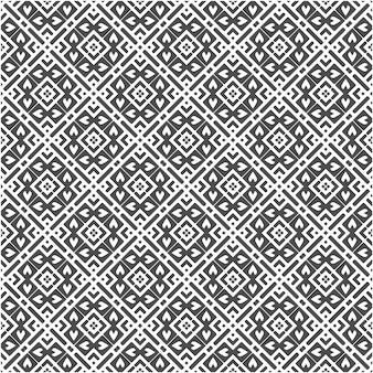 Padrão sem emenda abstrato de linha geométrica minimalista