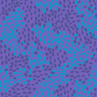 Padrão sem emenda de bolinhas rosa abstrato colorido