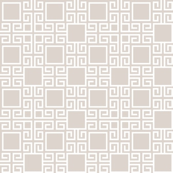 Padrão sem emenda de estilo tribal geométrico abstrato
