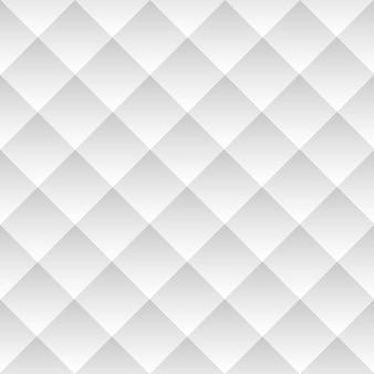 Padrão sem emenda de fundo geométrico branco diagonal