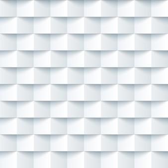 Padrão sem emenda de origami
