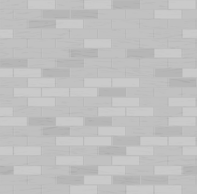 Padrão sem emenda de parede de tijolo