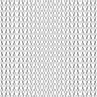 Padrão sem emenda de textura de malha realista branca e cinza