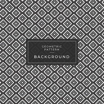 Padrão sem emenda de vetor, preto e branco geométrico moderno backgound. papel de parede