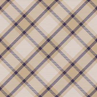 Padrão sem emenda de xadrez escocês. fundo repetível com textura de tecido de seleção. pano de fundo plano de impressão têxtil listrada.
