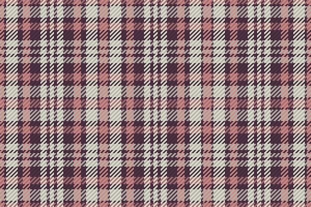 Padrão sem emenda de xadrez escocês. fundo repetível com textura de tecido de seleção.