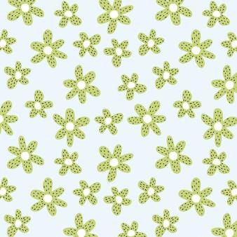 Padrão sem emenda floral
