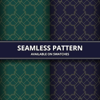 Padrão sem emenda. forma geométrica em estilo batik. papel de parede de fundo. motivo elegante tradicional.