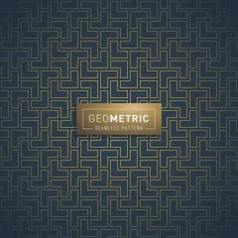 Padrão sem emenda geométrico abstrato
