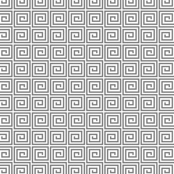 Padrão sem emenda geométrico, linhas abstratas de fundo vector.