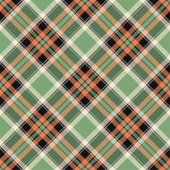 Padrão sem emenda xadrez. textura de tecido de listras. verifique o fundo quadrado.