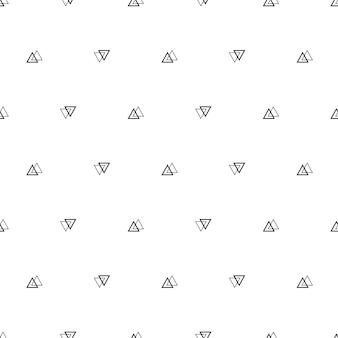 Padrão triangular