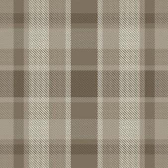 Padrão xadrez sem emenda. verifique a textura do tecido. fundo quadrado da listra. tartan de design têxtil de vetor.