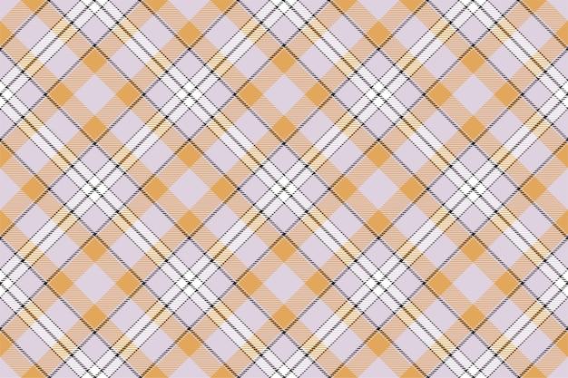 Padrão xadrez sem emenda. verifique a textura do tecido. fundo quadrado da listra. tartan de design têxtil vetorial