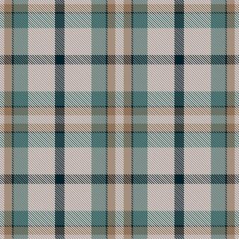 Padrão xadrez sem emenda. verifique a textura do tecido. fundo quadrado da listra.