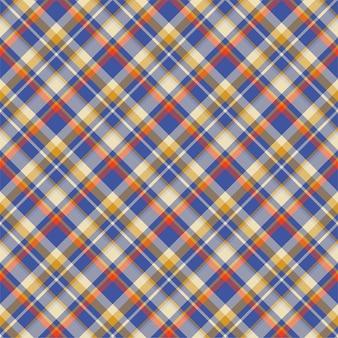 Padrão xadrez. textura de tecido xadrez. design de tecido com listras quadradas