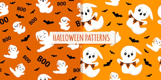 Padrões de halloween