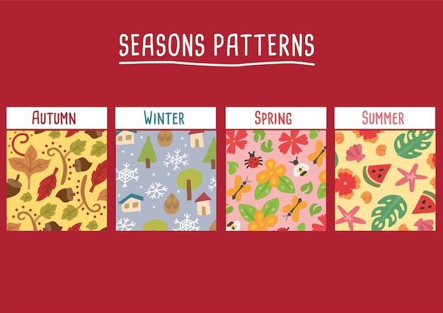 Padrões de temporada