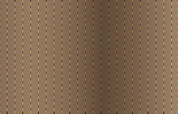 Padrões geométricos sem costura. abstrato de linhas douradas.