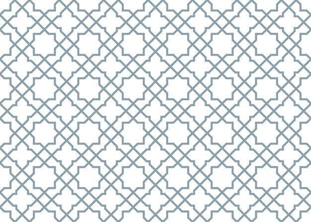 Padrões sem emenda do vintage do damasco, ilustração do vetor. horizontalmente e verticalmente repeata
