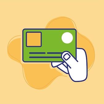 Pagamento manual com cartão de crédito