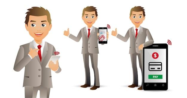 Pagamentos elegant people-mobil