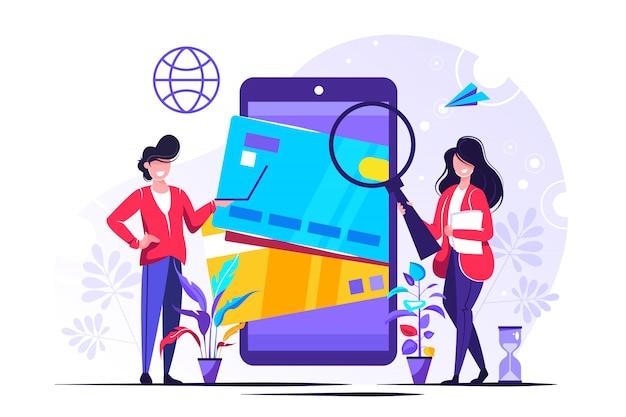 Pagamentos móveis para web