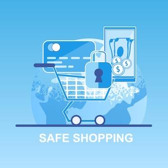 Pagar loja online de cartão de crédito