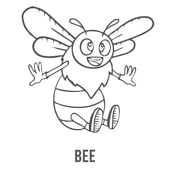 Página para colorir para crianças pré-escolares aprender números para jardins de infância e escolas, jogo educacional
