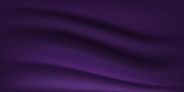 Pano luxuoso do fundo abstrato do vetor ou onda do líquido abstrato ou fundo da textura do tecido. onda macia de pano. vincos de cetim, seda e algodão.