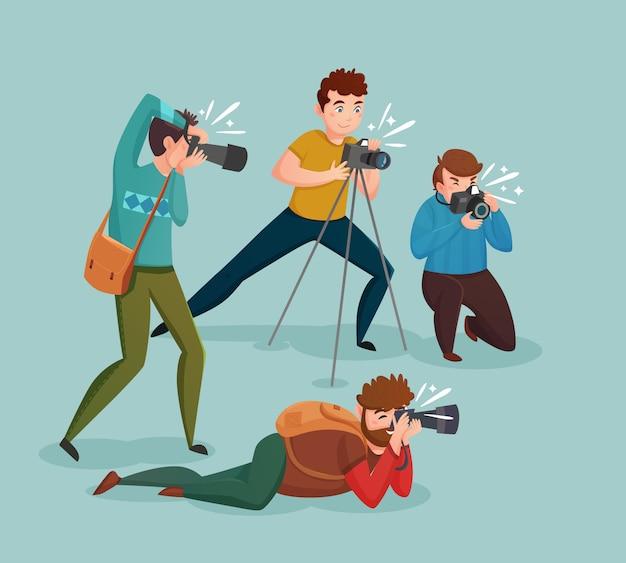 Paparazzi design concept