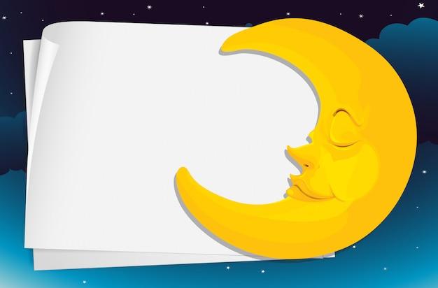 Papel de lua