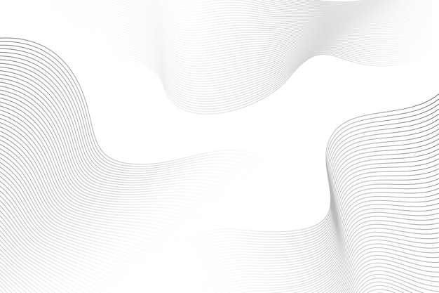 Papel de parede abstrato branco minimalista