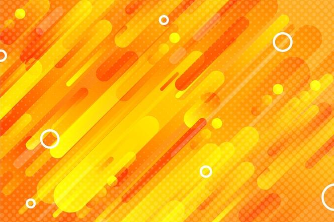 Papel de parede abstrato com meio-tom
