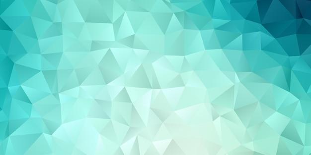 Papel de parede abstrato geométrico do fundo do polígono. capa do cabeçalho com forma de triângulo em cor pastel suave de polly baixo