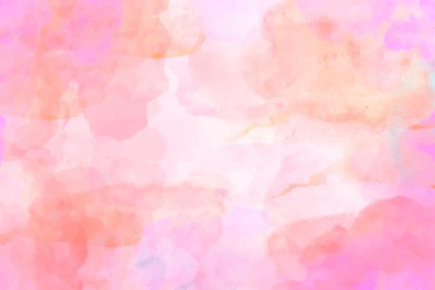 Papel de parede abstrato pintado à mão em aquarela