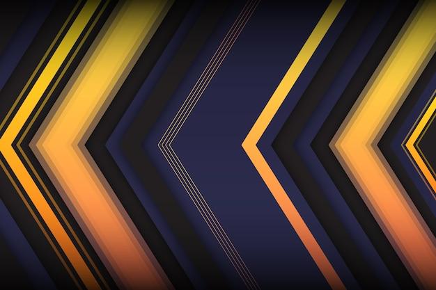 Papel de parede de formas geométricas