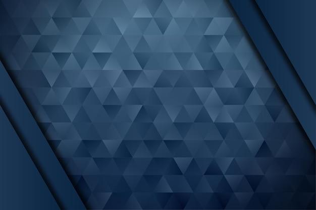 Papel de parede de fundo abstrato luxuoso padrão geométrico.