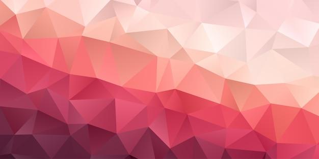 Papel de parede de fundo abstrato polígono geométrico