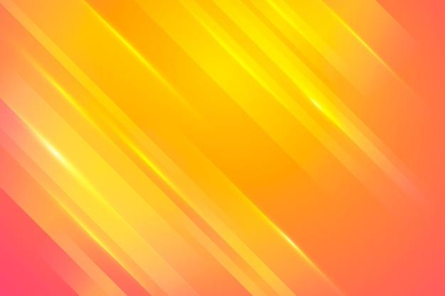 Papel de parede de linhas dinâmicas de gradiente