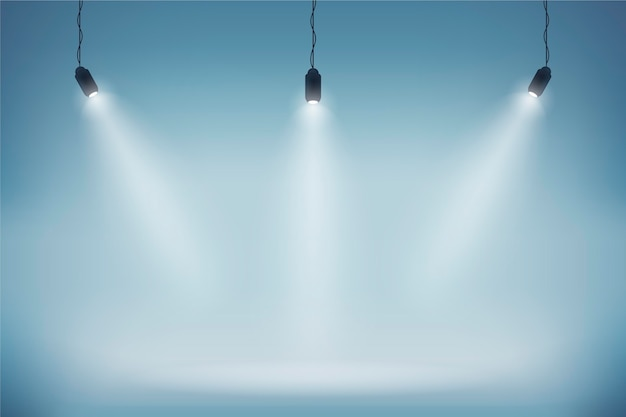 Papel de parede de luzes do ponto