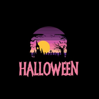 Papel de parede e plano de fundo plano de halloween