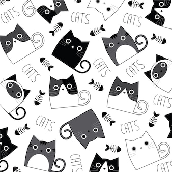 Papel de parede gatos bonitos
