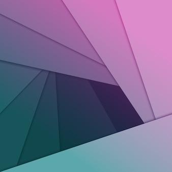 Papel de parede geométrico modelo