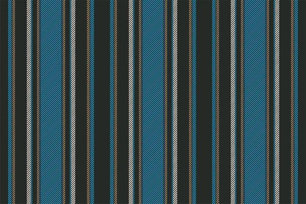 Papel de parede listrado na moda. listras vintage vector textura de tecido sem costura padrão. papel de embrulho de listra de modelo.